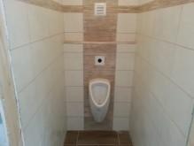 Neubau Sanitär Installation