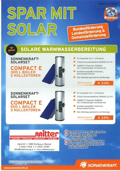 Sonnenkraft Flyer